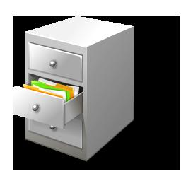 Base datos archivos