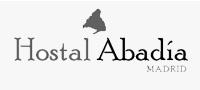 diseño web de hostal abadía