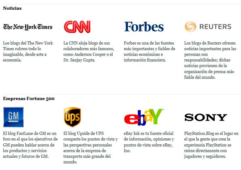 empresas de wordpress