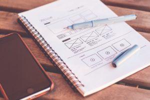 Trabajo de diseñador web